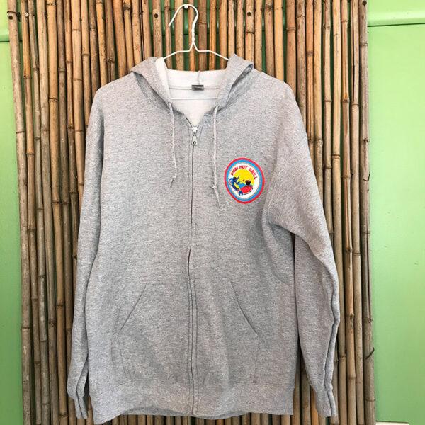 zip up hoodie fhg